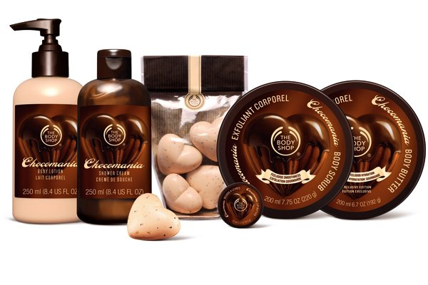 Body Shop Chocomania