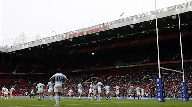 England v Argentina at Old Trafford
