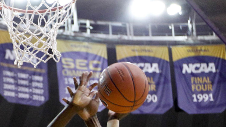 NCAA Basketball: Bethune-Cookman at LSU