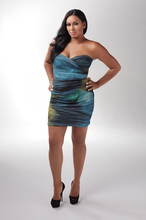 "Laura Govan in ""Basketball Wives L.A."""