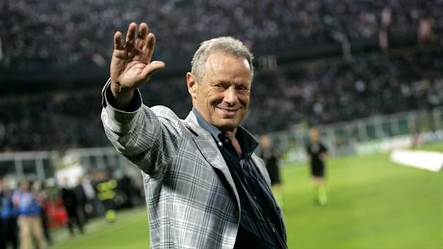 2011-2012 Serie A Palermo Zamparini