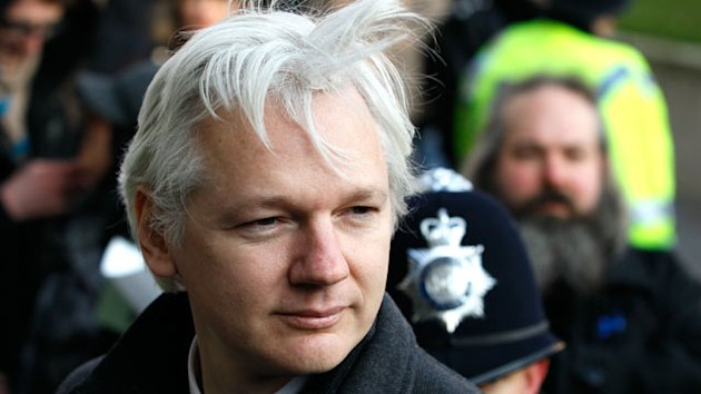 Ecuador Grants WikiLeaks Founder Julian Assange Political Asylum (ABC News)