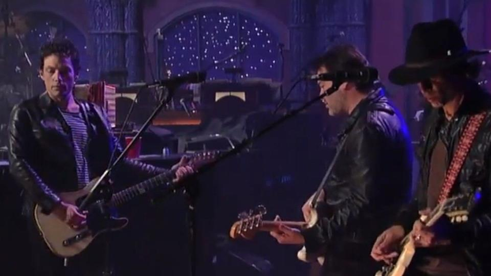 Sleepwalker (Live on Letterman)