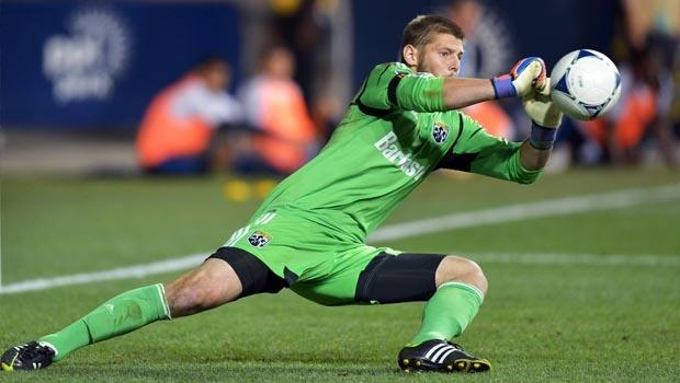 "Columbus Crew backup 'keeper Matt Lampson ""can feel the confidence steadily growing"" with each game"