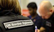 UK Border Agency 'Cut Staff Too Quickly'