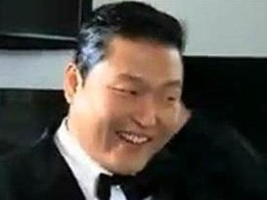 Teaching PSY How to 'Dougie'