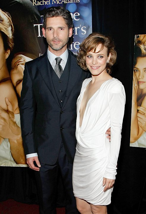 The Time Traveler's Wife NY Premiere 2009 Eric Bana Rachel McAdams