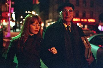 Frank Langella and Lauren Ambrose in Roadside Attractions' Starting Out in the Evening