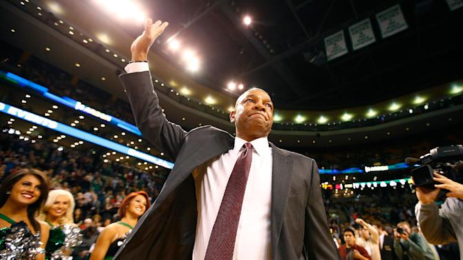 Clippers beat Celtics 96-88 in Doc Rivers' return