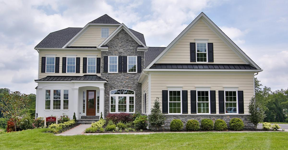 NVHomes' Newest Luxury Home Community is Now Open!