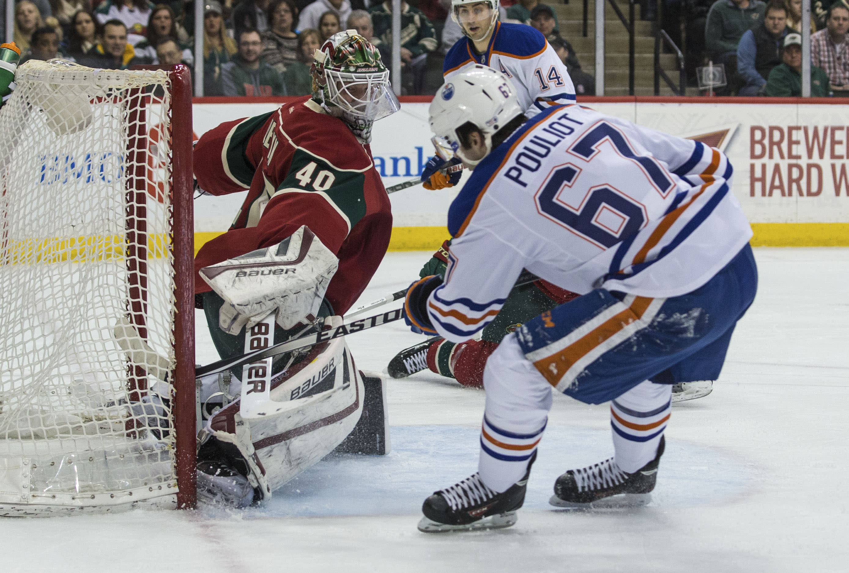 Wild finds system stability with stronger goaltending
