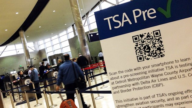TSA Pre-Check Program Blasts Forward With Rapid Expansion (ABC News)