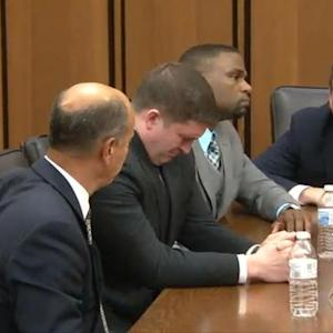 Cleveland police officer acquitted in shooting deaths