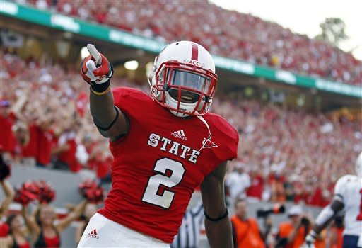 NC State rolls past South Alabama 31-7