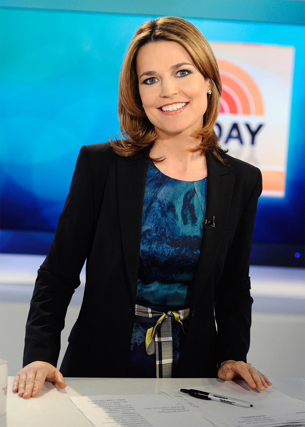 Savannah Guthrie To Anchor 'NBC Nightly News' Monday Evening