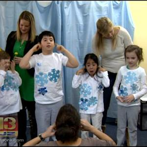 Holiday Program Highlights Success Of Autistic Kids At The Shafer School