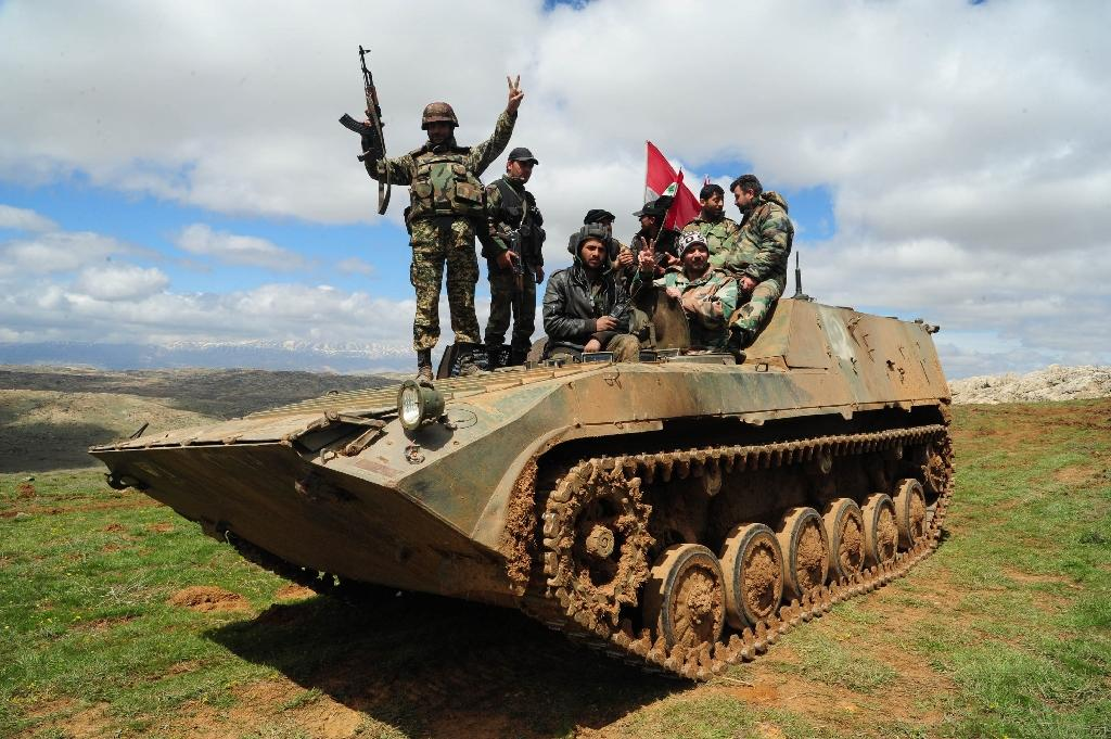 Syria regime, rebels agree new truce for three towns