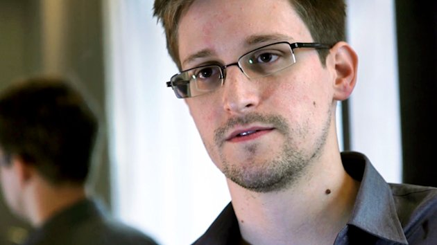 NSA Leaker Edward Snowden Seeks Asylum in Ecuador (ABC News)