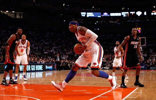 Miami Heat v New York Knicks - Game Three