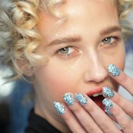 Nail Rock&amp;#39;s LFW Nails!