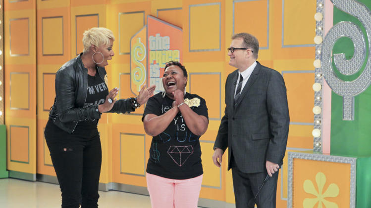 """The Price is Right"" Celebrity Week"