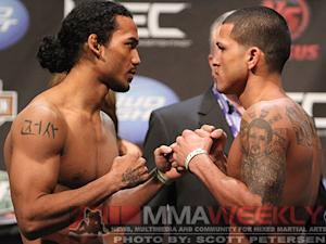 "Dana White: ""First-Round Annihilation"" Defuses Anthony Pettis vs. Benson Henderson Trilogy Talk"