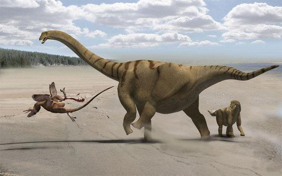 How Dinosaurs Grew the World's Longest Necks
