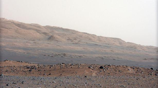 NASA's Curiosity Rover Didn't Find 'One for the History Books' After All