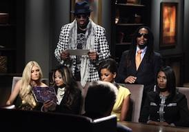 RATINGS RAT RACE: 'Red Widow' & 'Once' Hit Lows, 'Celebrity Apprentice' Even, 'Cleveland Show' Down, 'Mentalist' Dips