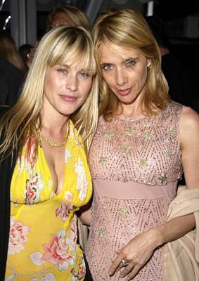 Patricia Arquette and Rosanna Arquette