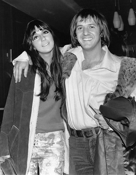 Cher Sonny Bono File Photo
