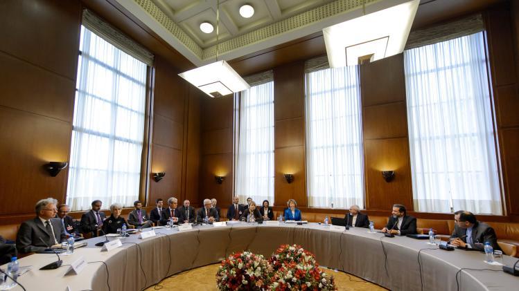 Iran presents proposals at nuke talks