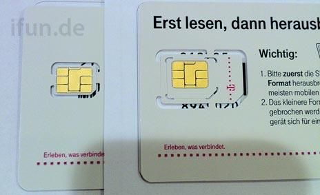 iPhone 5 nano-SIMs pictured as launch looms