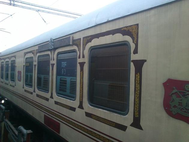 Trains that will make you feel like a king