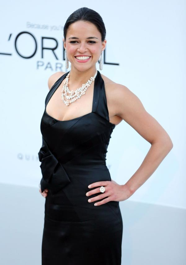 Happy Birthday Michelle Rodriguez &#x2014; Today, July 12, You&#x2019;re 34 Years Old
