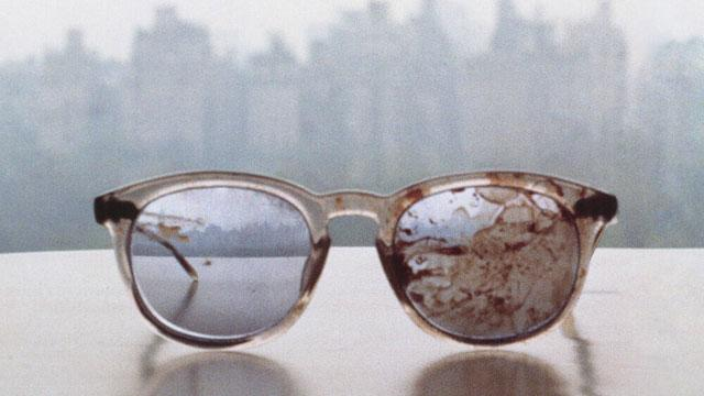 President Obama's Twitter Account Retweets Photo of John Lennon's Bloody Glasses