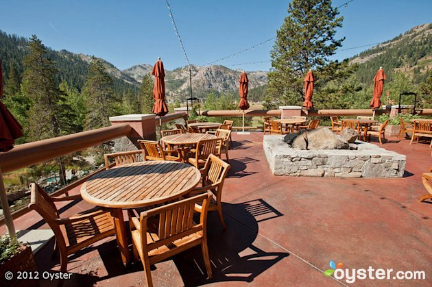 Six Peaks Grille at the Resort at Squaw Creek, Lake Tahoe