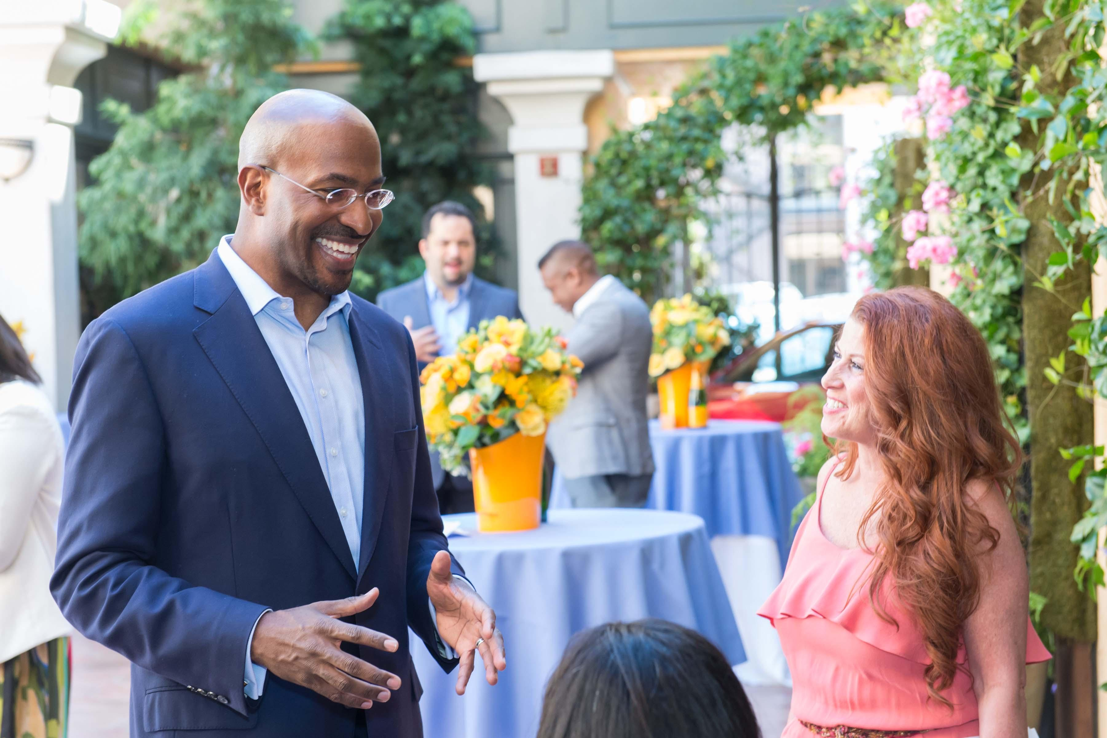 Over 200 black leaders in Silicon Valley gathered in Palo Alto to discuss diversity in tech