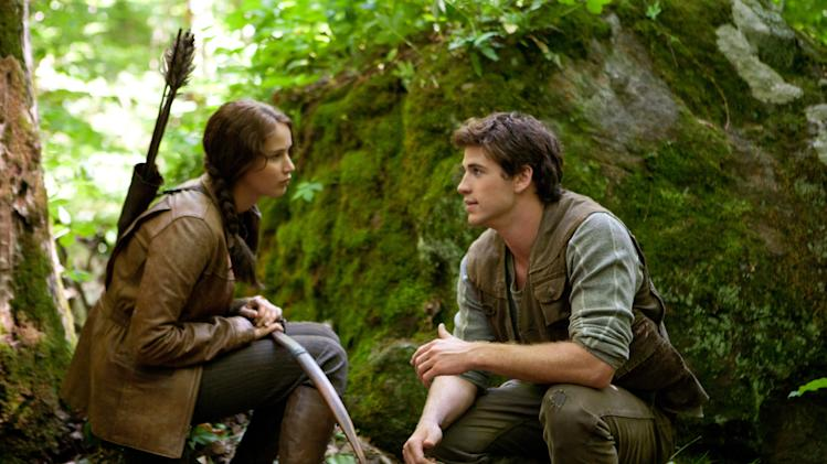 'Hunger Games' scores Easter feast with $33.5M