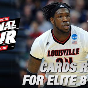 Louisville & Michigan State Talk Elite 8 Matchup | ACC Road to Indy