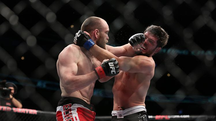 TJ Grant Rocketing Up UFC Lightweight Ranks; Wants to Fight Elite Competition Like Jim Miller