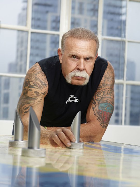 Paul Teutul Sr. competes in the 12th season of &quot;The Celebrity Apprentice.&quot; 