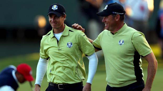 Greatest debut in Ryder Cup history
