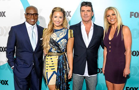 Britney Spears Explains Why She Left X Factor Stage After Drag Tribute