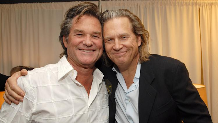 Jeff Bridges kurt Russell 2006