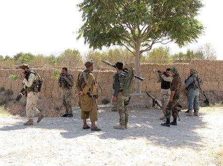 Residents say Afghan forces regain most of Kunduz, some shops reopen