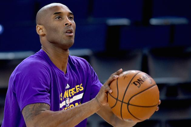 Kobe Bryant Retirement Poem Crashes Player's Tribune Site