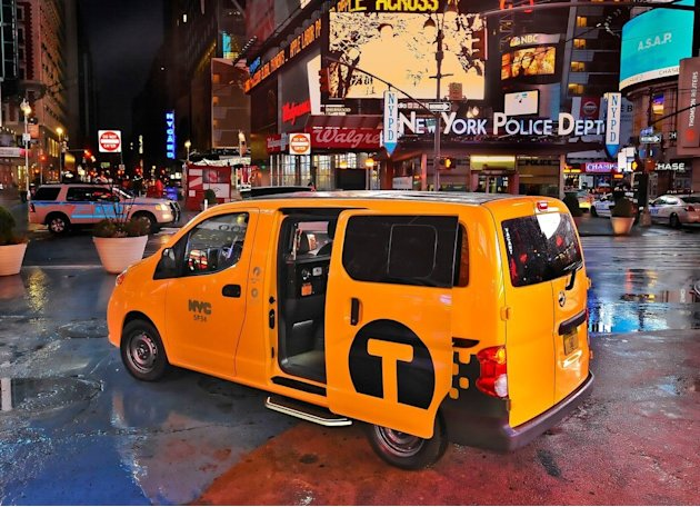 Nuovo taxi New York