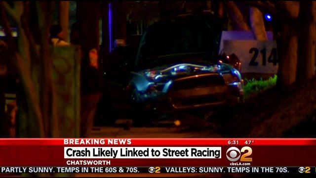 Two street racing spectators killed in Los Angeles: local media