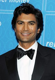 Sendhil Ramamurthy | Photo Credits: Simon Russell/Getty Images